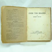 Over the Brazier by Robert Graves