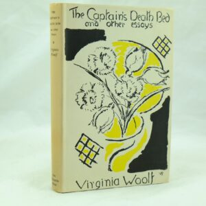 The Captain's Death Bed by Virginia Woolf