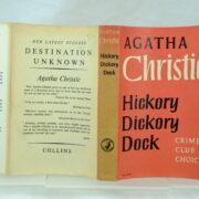 Agatha Christie Hickory Dickory Dock 1st
