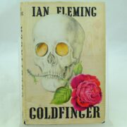 Goldfinger by Ian Fleming with D. J