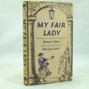 My Fair Lady by Bernard Shaw