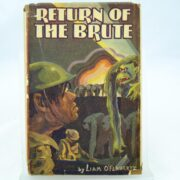 Return of the Brute by Liam O'Flaherty
