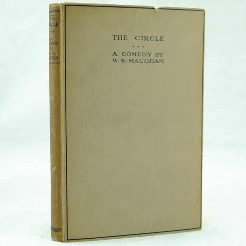 The Circle by W S Maugham