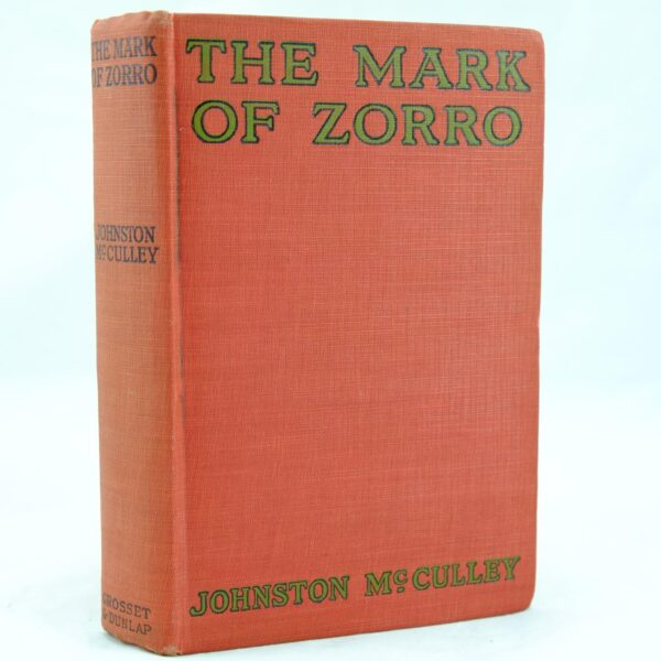 The Mark of Zorro by Johnston McCulley (2)