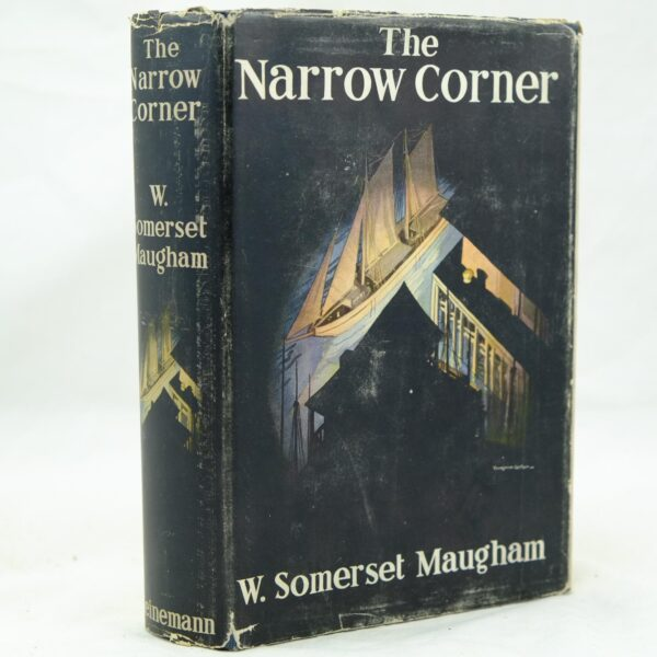 The Narrow Corner by W. Somerset Maugham (1)