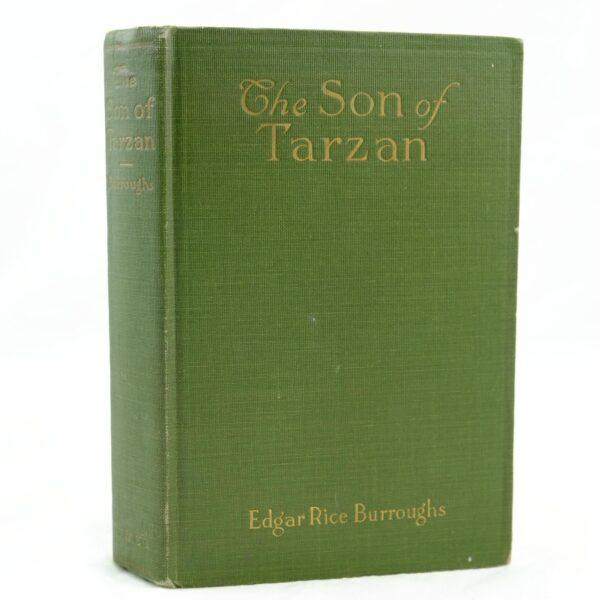 The Son of Tarzan by Edgar Rice Burroughs (1)