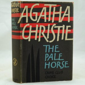 Agatha Christie The Pale Horse