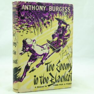 Anthony Burgess The Enemy in the Blanket (1)