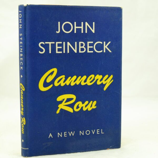 Cannery Row by John Steinbeck (5)