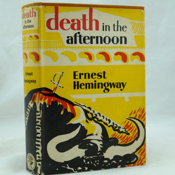 Death in the Afternoon by Ernest Hemingway (2)