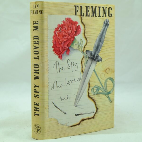 Ian Fleming The SPy who Loved me 1st (3)