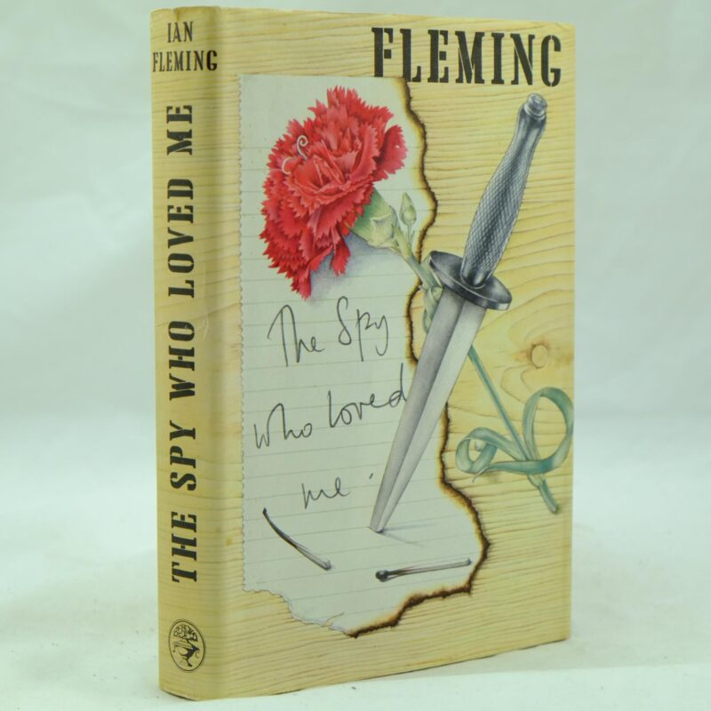 Ian Fleming The SPy who Loved me 1st