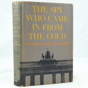John Le Carre The Spy Who Came in from the Cold signed