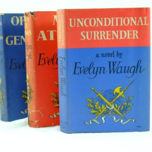 The Sword of Honour Trilogy by Evelyn Waugh 1st