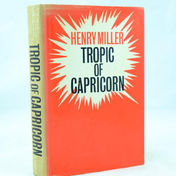 Tropic of Capricorn by Henry Miller (1)