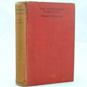 Dennis Wheatley The Forbidden Territory