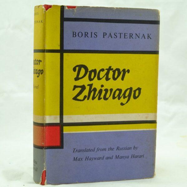 Dr Zhivago By Boris Pasternak (2)