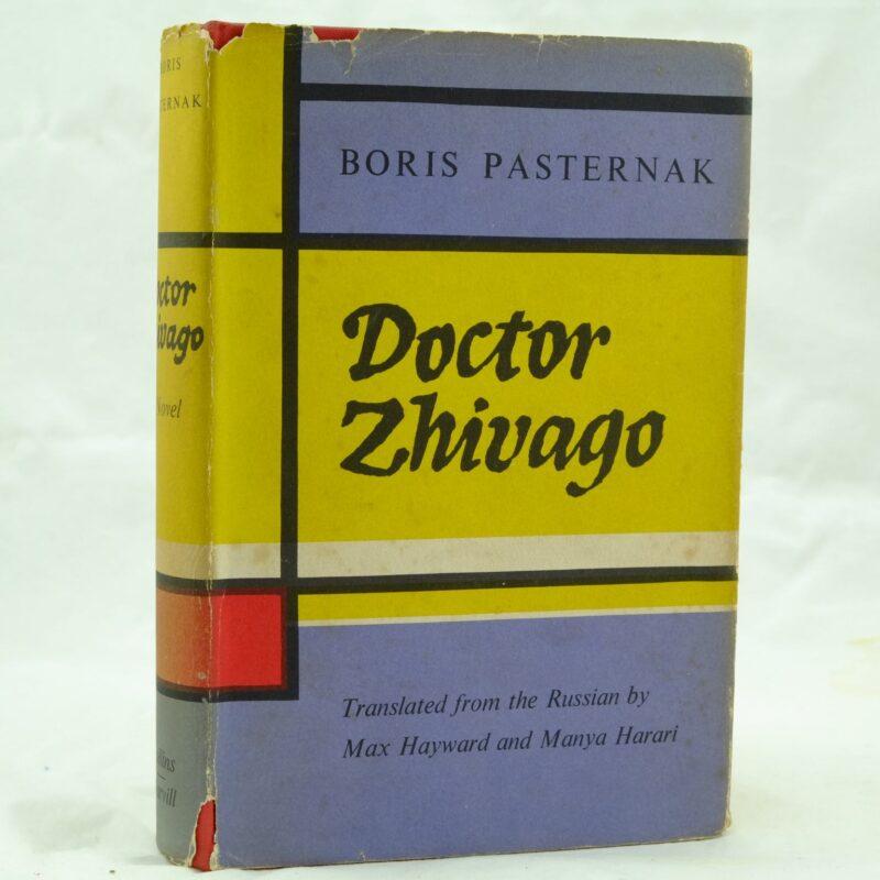 Dr Zhivago By Boris Pasternak