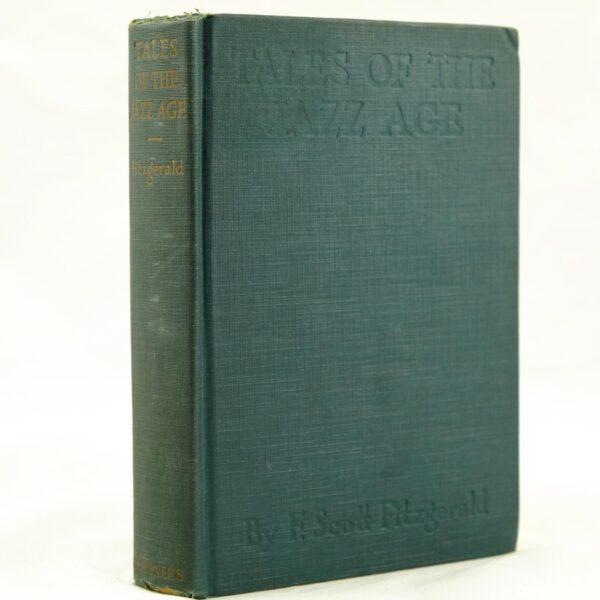 Tales of the Jazz Age by F Scott Fitzgerald (1)