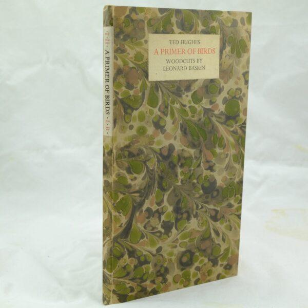 Ted Hughes A Primer of Birds (1)