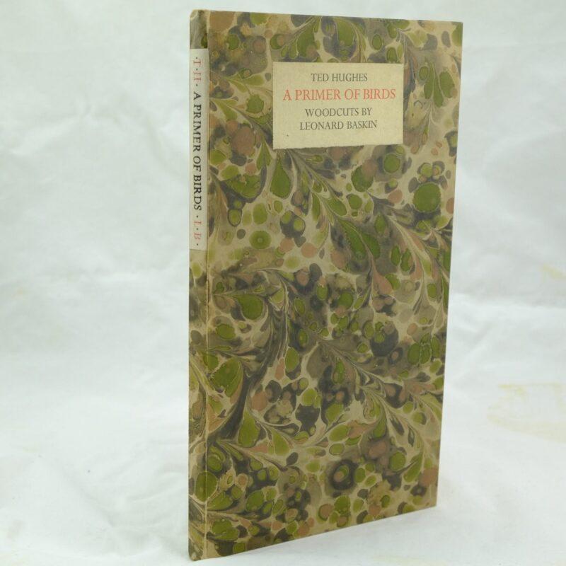 Ted Hughes A Primer of Birds