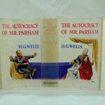 The Autocracy of Mr Parham by H G Wells