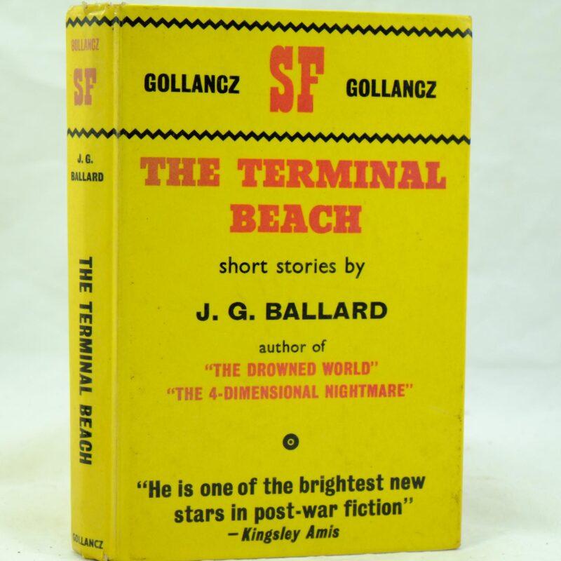 The Terminal Beach by J G Ballard