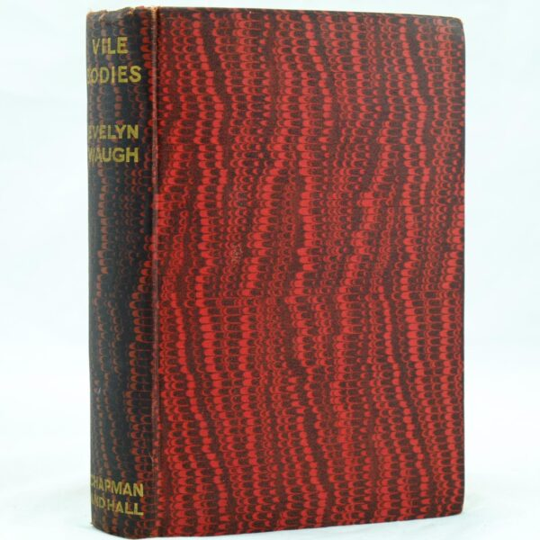 Vile Bodies Evelyn Waugh 1930 (5)