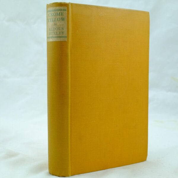 Chrome Yellow by Aldous Huxley (3)