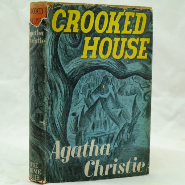 Crooked House by Agatha Christie (10)