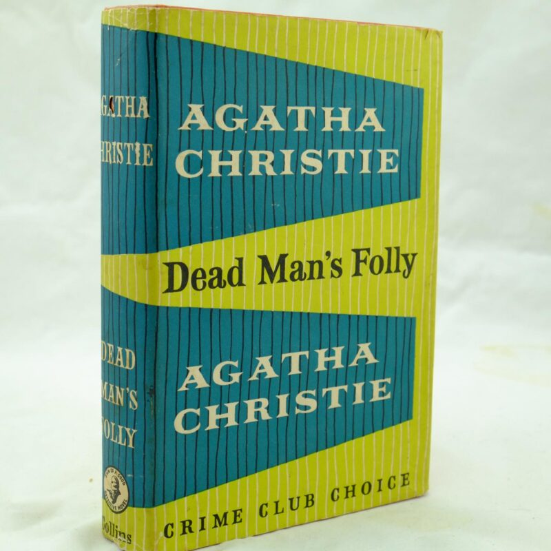 Dead Man's Folly with DJ by Agatha Christie