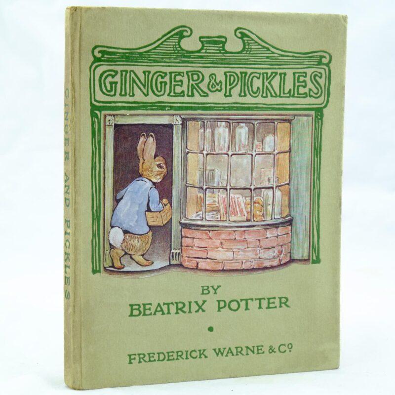 Ginger & Pickles by Beatrix Potter