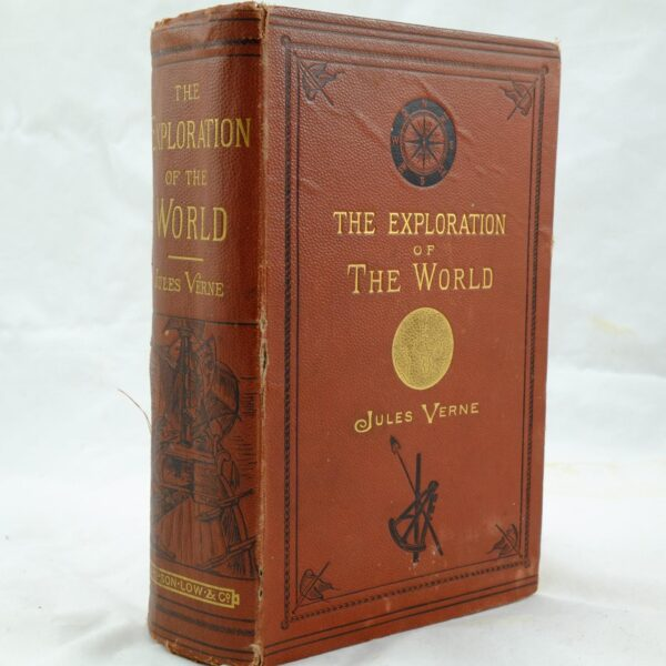 Jules Verne The Exploration of the World(2)