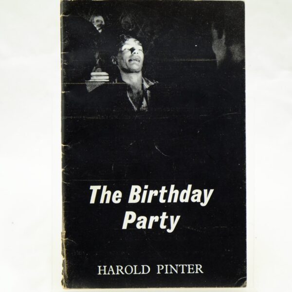 The Birthday Party by Harold Pinter (3)