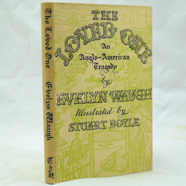 The Loved One by Evelyn Waugh fine (3)