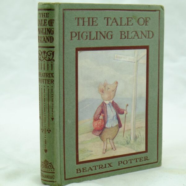 The Tale of Pigling Bland by Beatrix Potter (1)