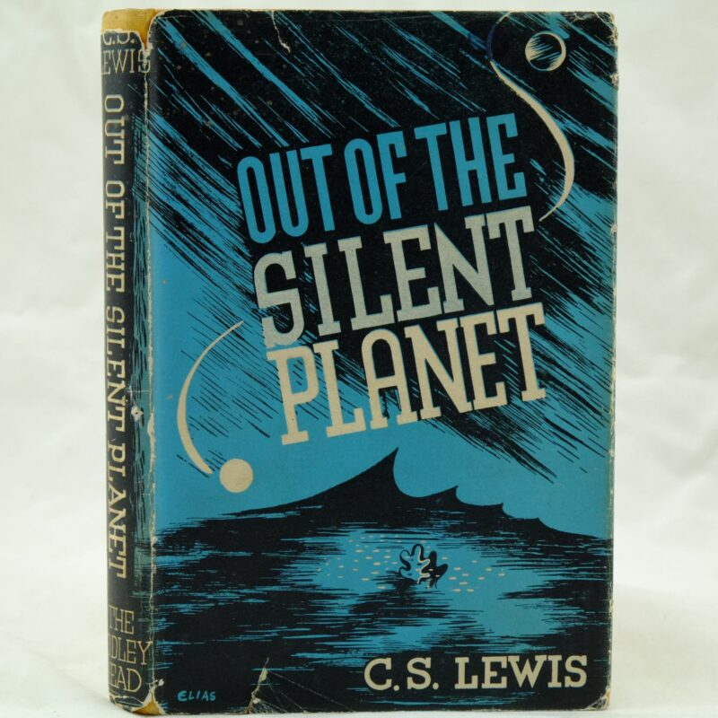 Out of the Silent Planet Trilogy by C S Lewis