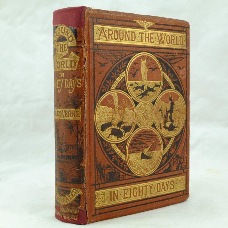 Around the World in Eighty Days Jules Verne1874