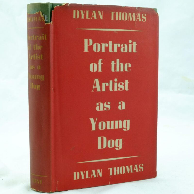 Portrait of an Artist as a Young Dog by Dylan Thomas