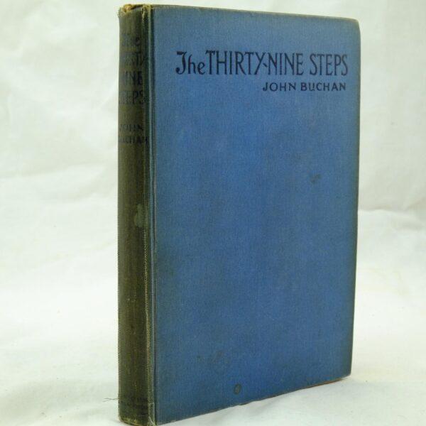 Thirty Nine Steps by John Buchan
