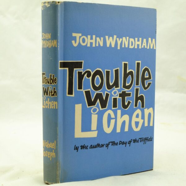 Trouble with Litchen by John Wyndham (2)