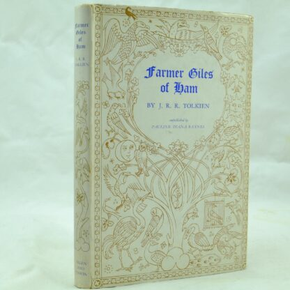 Farmer Giles of Ham by J R R Tolkien DJ 1st (7)