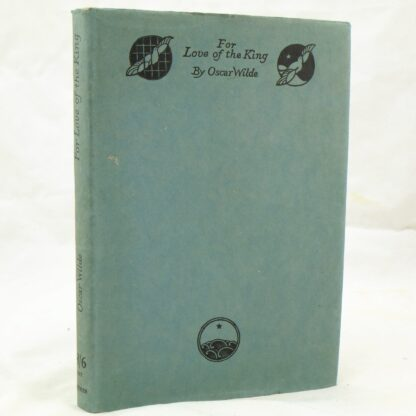 For the Love of the King by Oscar Wilde (3)