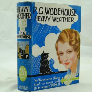 P G Wodehouse Heavy Weather