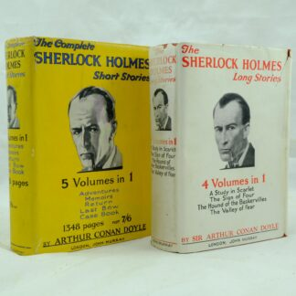 The Complete Sherlock Holmes Short & Long Stories by A C Doyle