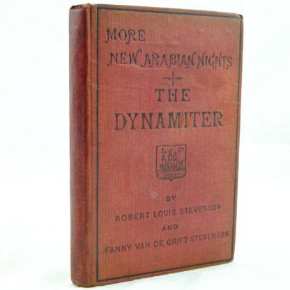 The Dynamiter by R L Stevenson (1)