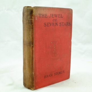 The Jewel of the Seven Stars by Bram Stoker