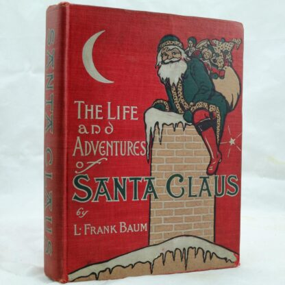 The Life and Adventures of Santa Claus by L Frank Baum (2)