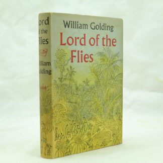 The Lord of the Flies by William Golding 1st