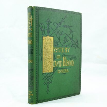 The Mystery of Edwin Drood by Charles Dickens (3)